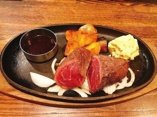 北海道産黒毛和牛ステーキ200g【ステーキ】