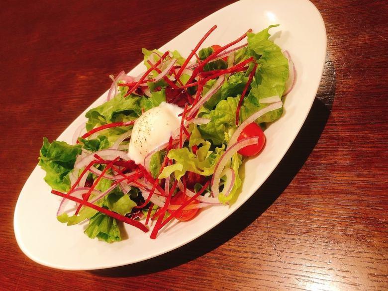 トリュフ香るグリーンサラダ【サラダ】
