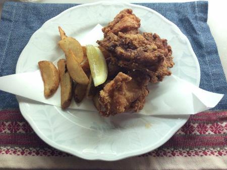 ■ Deep-fried chicken