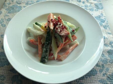 ■扔蔬菜条修整