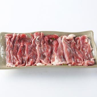 柔らか羊肉