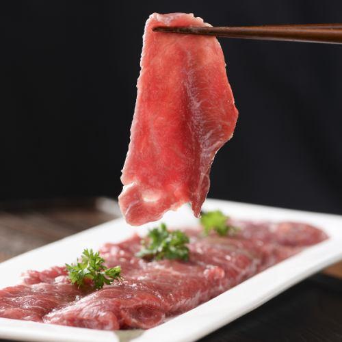 柔らか豚肉/柔らかズペアリブ