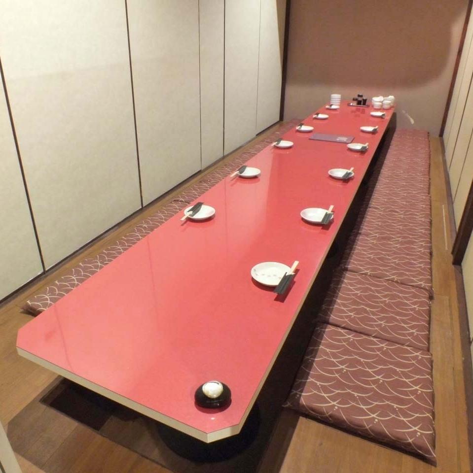 12人完美的私人房間★指導每個人到一個完整的私人房間★