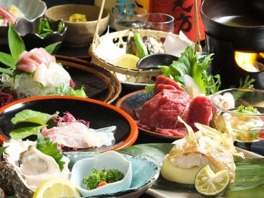 仅烹饪>四季和当地烹饪过程【越后食品爱好者】8道菜8000日元(不含税)