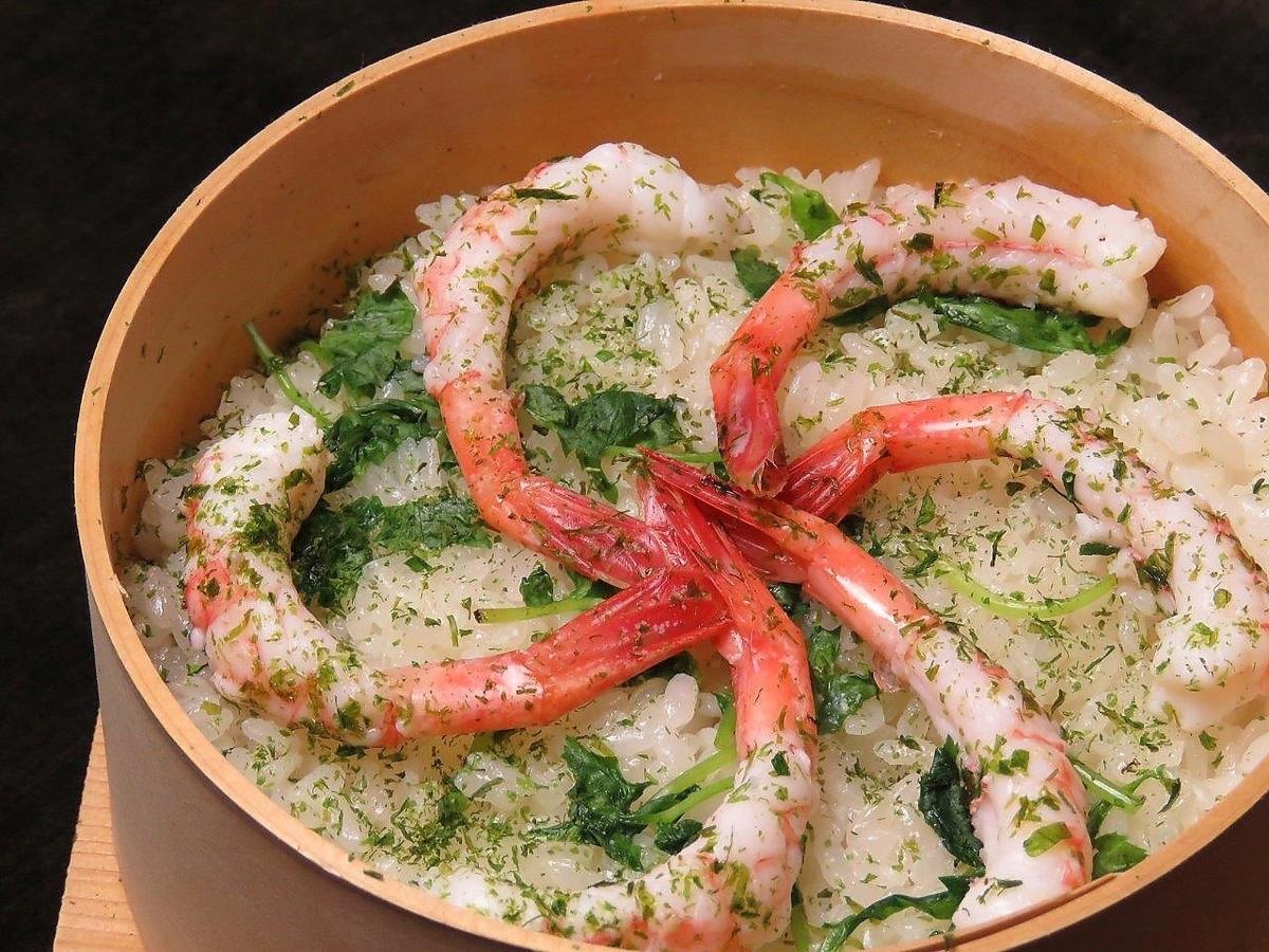 Nanban shrimp puffer