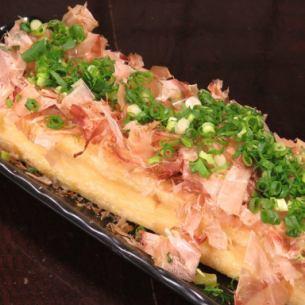 """""""Soushin"""" fried in Tochio"""