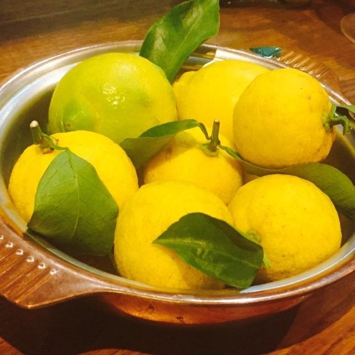 Use fresh lemon for lemon high! Five types and rich variety