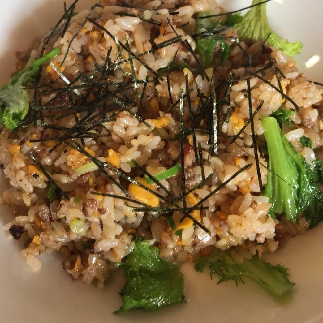 TSUMUGIYA grilled rice
