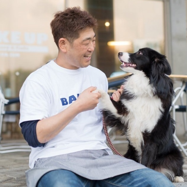 【Pets are OK with ♪】 Terrace seats can be used even with pets! There is also dedicated bread for dogs ★