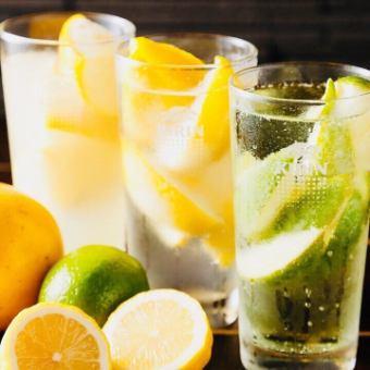 每天OK!120分钟[约200种]无限畅饮所有你可以喝1500日元(不含税)!