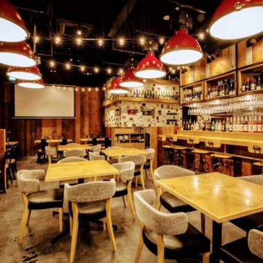 【Charter】 Natural space of wood style.We can guide you up to 58 people ☆ from small group to party with large number ☆
