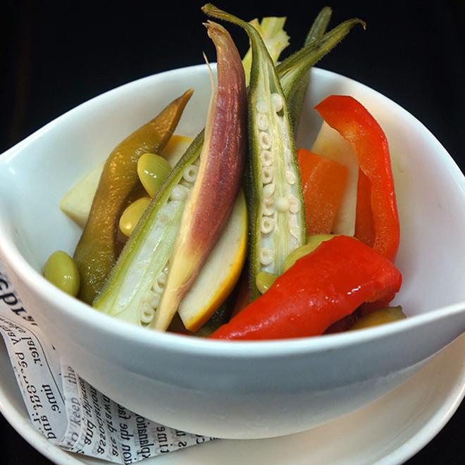 수제 에일 피클 Homemade ale pickles
