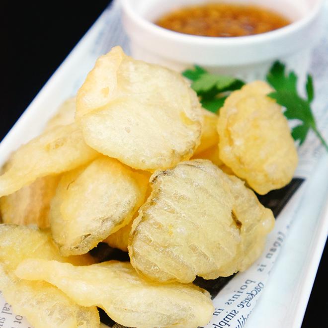 피클 튀김 Pickles fries