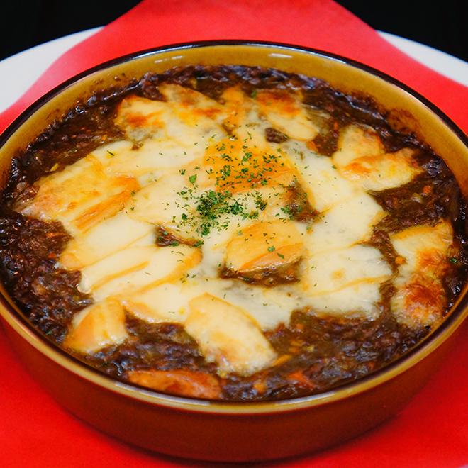 가마 구이 훈제 카레 Kiln baked smoked curry