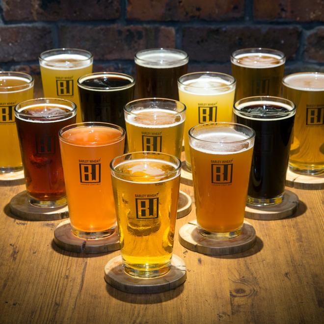栄で国産クラフトビールをお気軽にどうぞ!