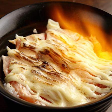 炙りサーモンマヨ