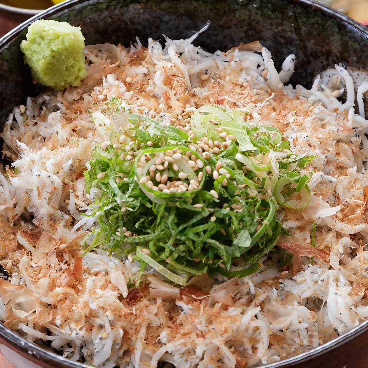 Shuru Yuzu don bowl / Broiled chow meyo don