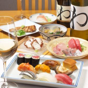 ワインコース/14040円