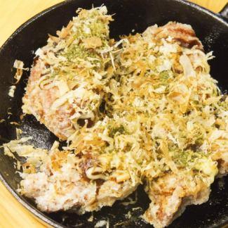 Okonomiyaki style