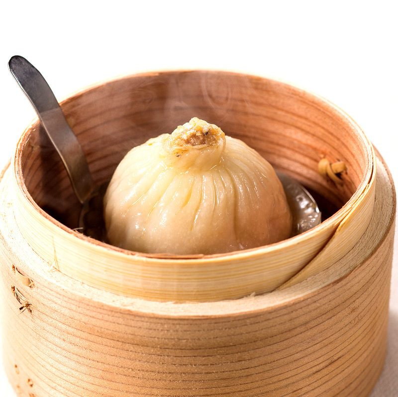 上海蟹味噌小龍包 1個