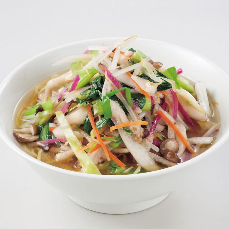 健康たっぷり野菜麺