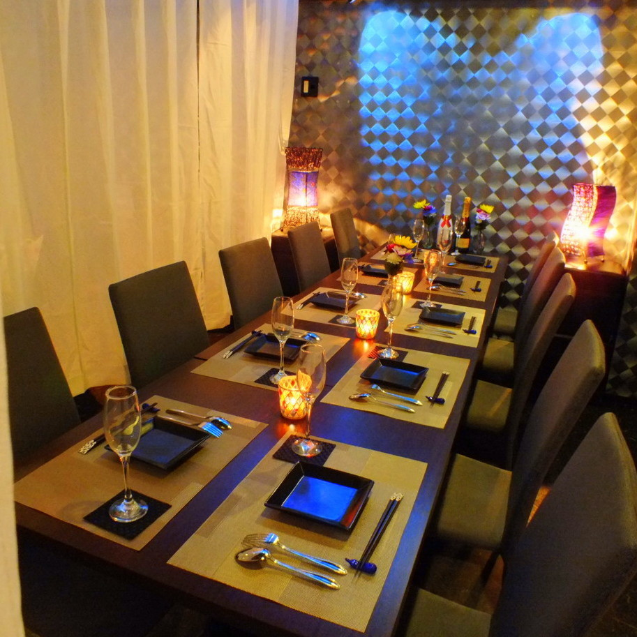 【Complete single room 3】 Curtain private room.Four different rooms in different images.【Umeda Beer Hall birthday 3 hours Compact Party Computers Party Private Private Room Unlimited Drinks All you can drink】