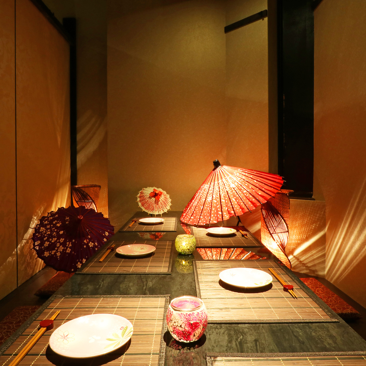 Even 6 people can comprehensively be a private room ♪ Kawaguchi private room Izakaya Yuzu Kawaguchi store ★