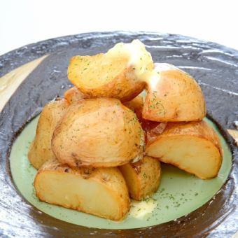 Potatoes butter