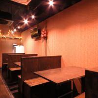 ◆1卓につき6名様まで着席可能なテーブル席は親しいお仲間との飲み会にピッタリ!少人数グループでのお食事会や女子会などにオススメです。