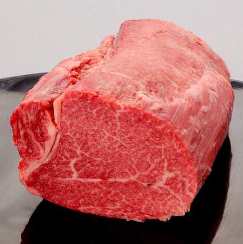 黒毛和牛 日替りの超すごい肉