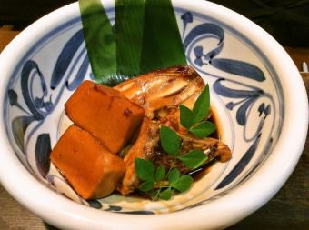 養殖真鯛スーパー鯛一郎くん煮付or塩焼き