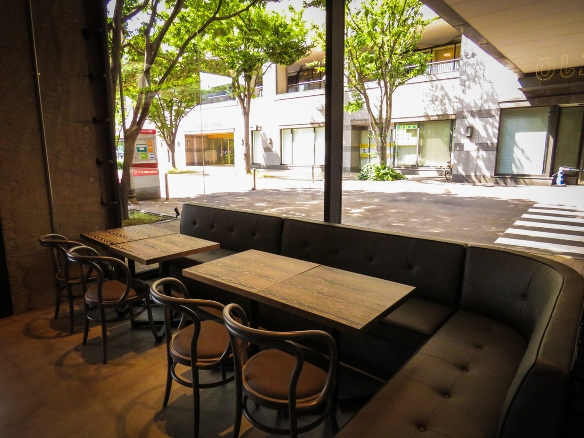 Sofa seat facing big window! Excellent sense of relief ☆ Recommended for the girls' association of Otona and dinner party where you want to have fun slowly!