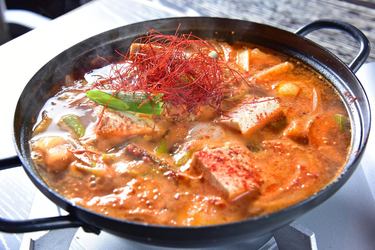 スンドゥブチゲ~純豆腐~