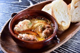 Chicken Ajillo