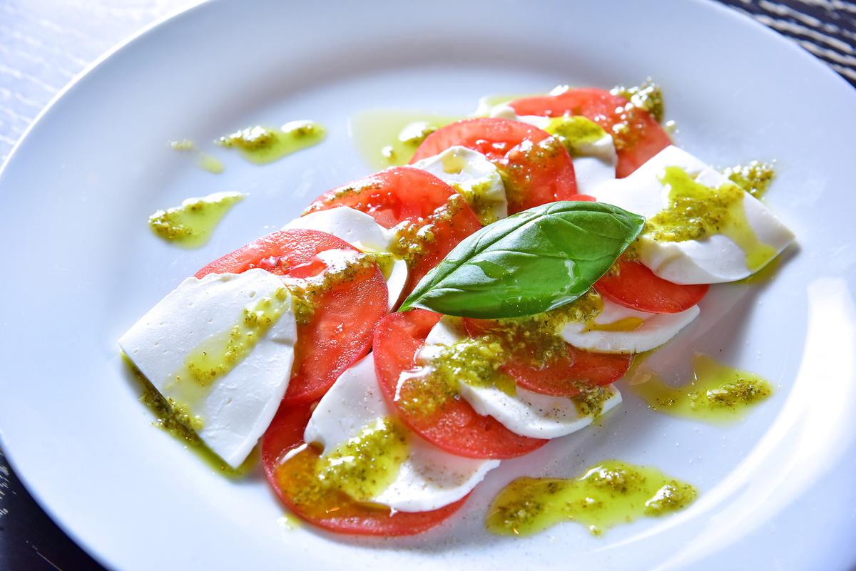 トマト&モッツァレラのカプレーゼ