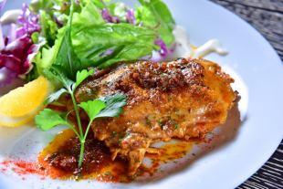 Spicy Chicken Saute ~ Tandoori Base ~