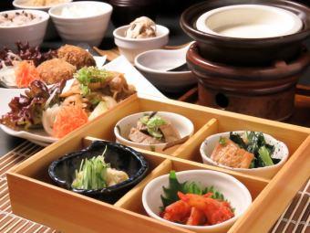 【無持午餐套餐】1,500日元※2人〜