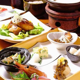 【None holding lunch course】 3000 yen 2 people ~