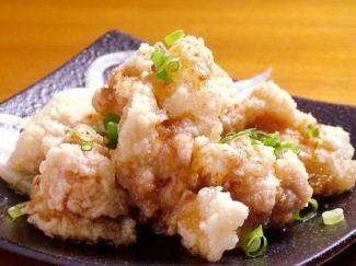 錦爽鶏の唐揚げ香味ソース〈5個〉