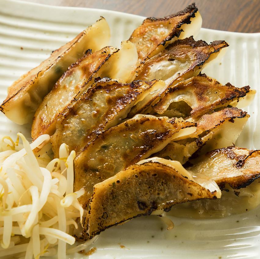 Premium Hamamatsu dumplings