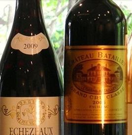 推荐葡萄酒2