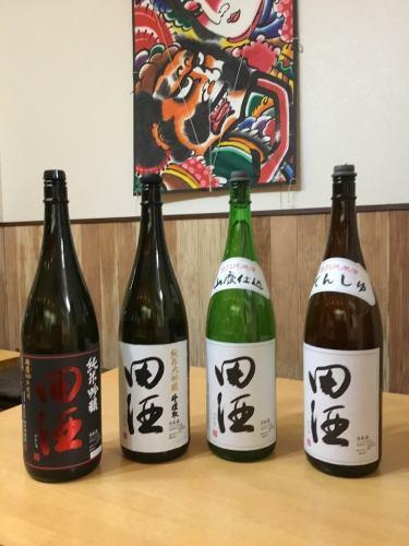 青森地酒田酒!