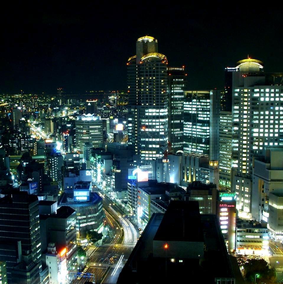 【非日常】33階の贅沢夜景