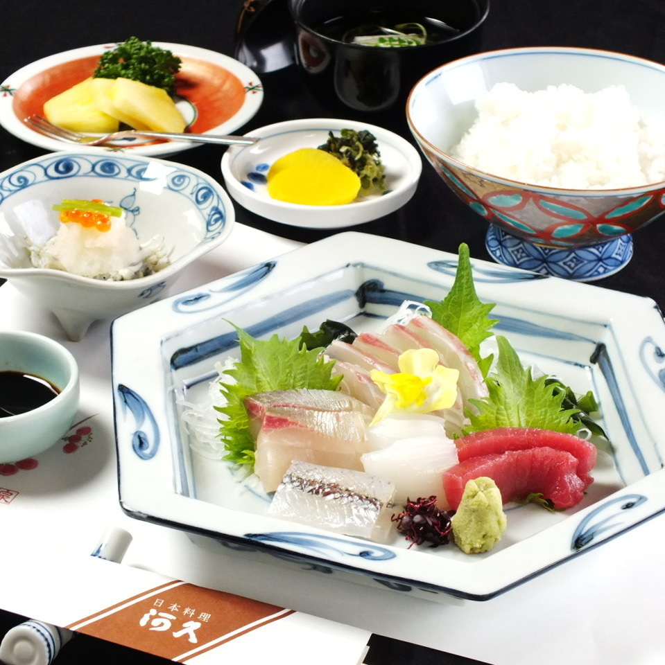 Superb dishes set meal