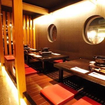 At Ozaki 's seat, you can relax slowly.Of course, the banquet is also OK! You can enjoy delicious cuisine using the Yamato chicken, local vegetables, which boasts of the restaurant as well.Everyone is waiting.
