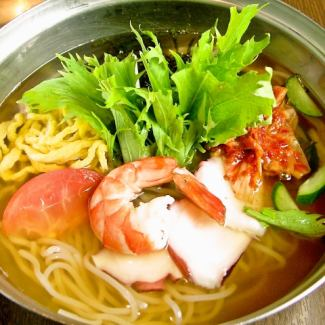 Authentic Morioka Cold Noodles