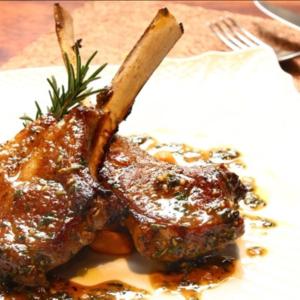 伝統的なローマ料理