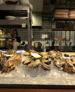 冬場の牡蠣は春先の牡