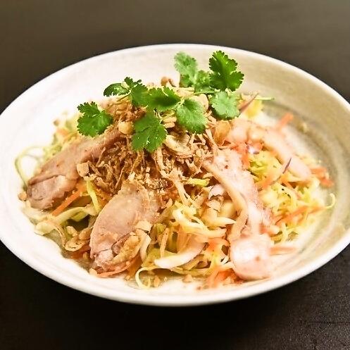 キャベツ&鶏肉サラダ レギュラー (2~3人前)
