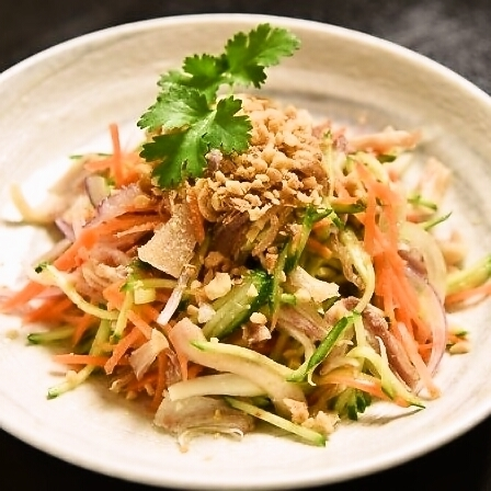 Pork Ear Salad Regular (2 to 3 servings)